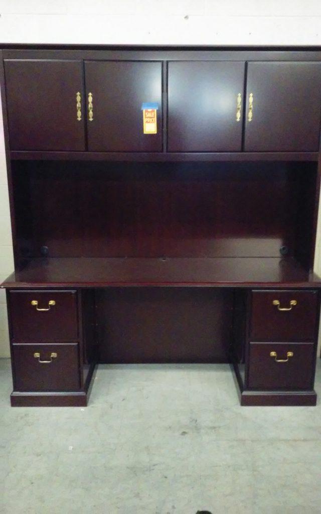 Traditional Credenza Amp Hutch North Point Office Furniture