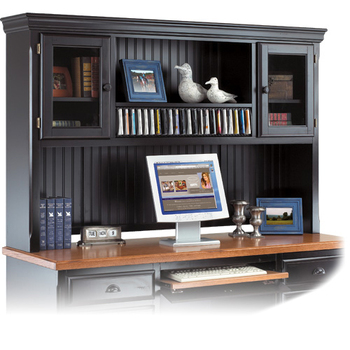 Outstanding Southampton Onyx Deluxe Hutch North Point Office Furniture Download Free Architecture Designs Embacsunscenecom